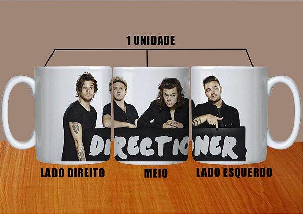 Caneca One Direction – Modelo 6