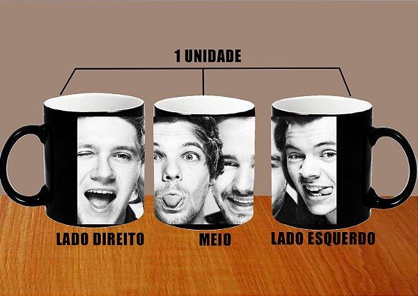Caneca One Direction – Modelo 10