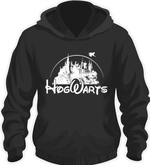 Moletom Harry Potter – Disney Hogwarts