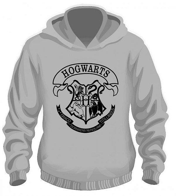 Moletom Hogwarts – símbolo