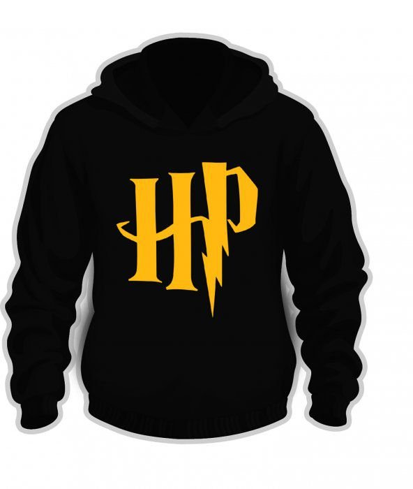 Moleton HP símbolo estampa dourada