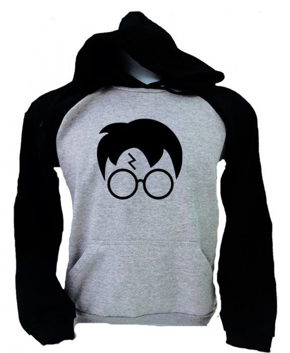 Moletom Raglan – Harry Potter