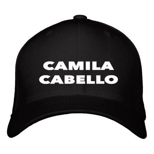 Boné Camila Cabello
