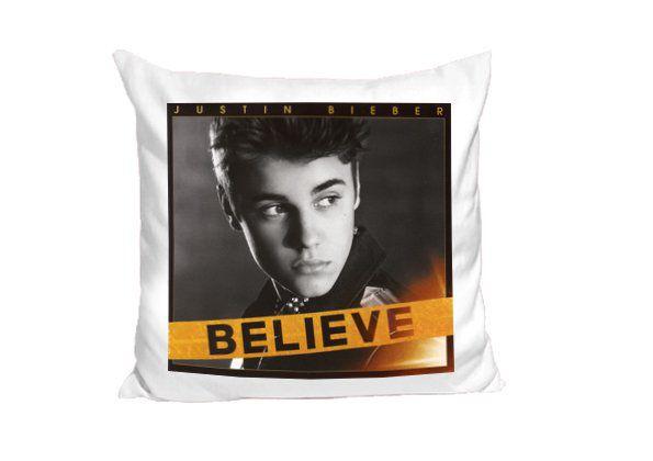 Almofada Justin Bieber – Believe