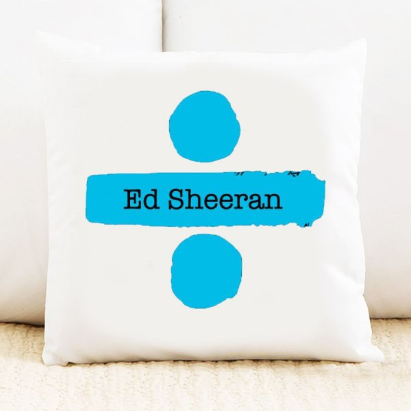 Almofada Ed Sheeran – Divide