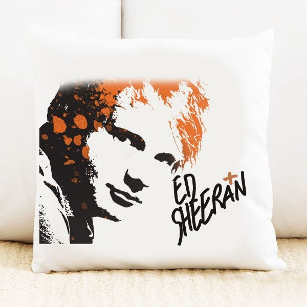 Almofada Ed Sheeran 3
