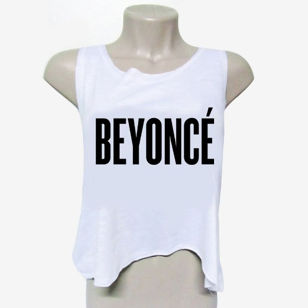 Regata Cropped Beyoncé 1