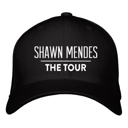Boné Shawn Mendes - The Tour