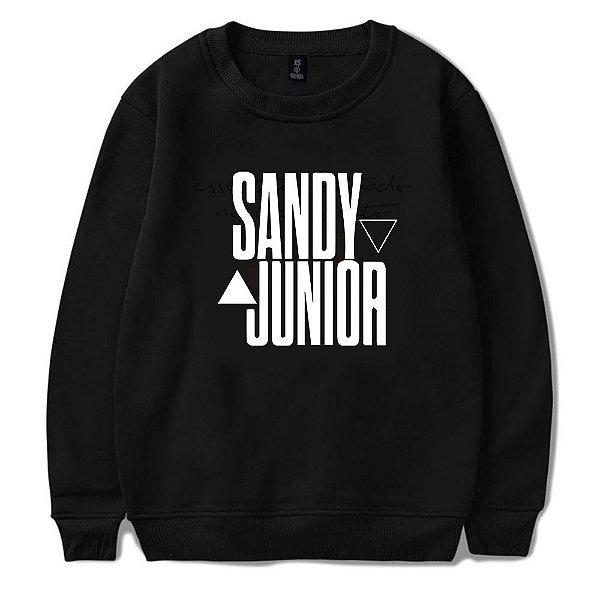 Moletom Sandy e Junior - 2