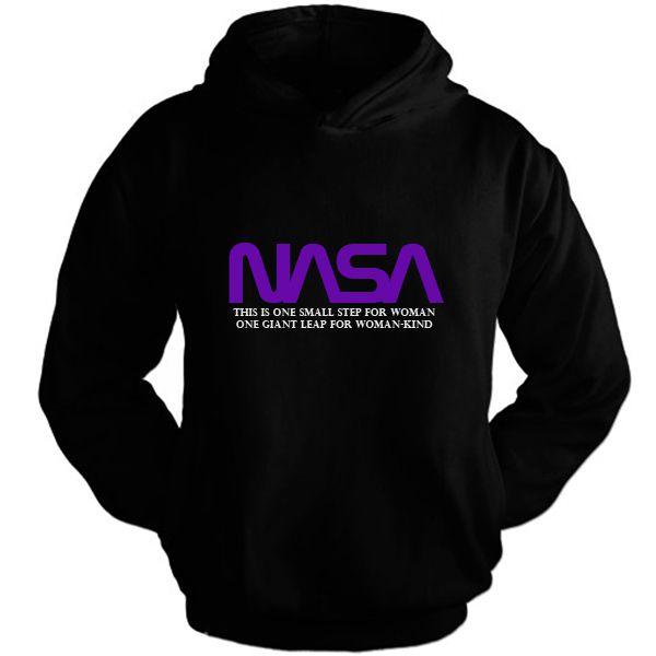 Moletom Ariana Grande - NASA Frente 2