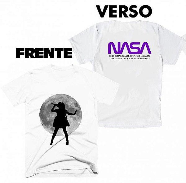 Camiseta Ariana Grande - NASA - FV
