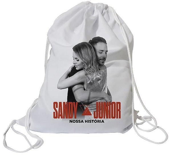 Sacochila Sandy e Júnior