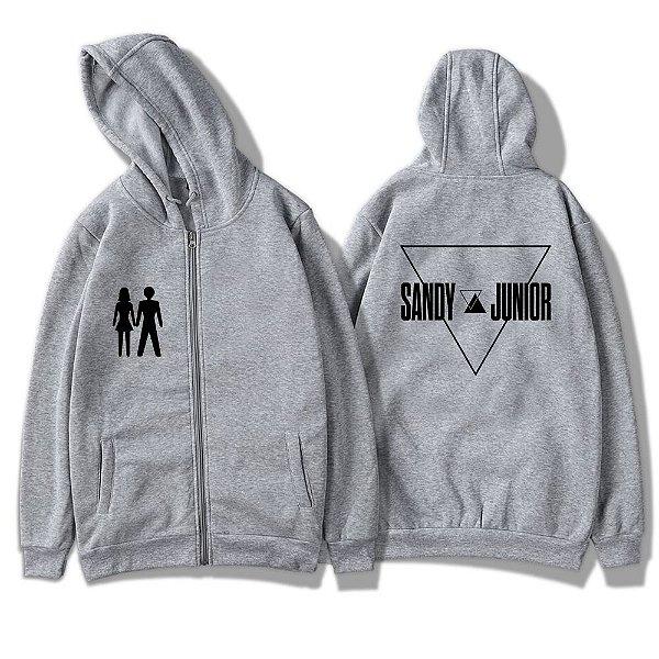 Jaqueta Moletom - Sandy e Junior - Bonecos
