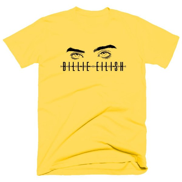 Camiseta Billie Eilish - Eyes