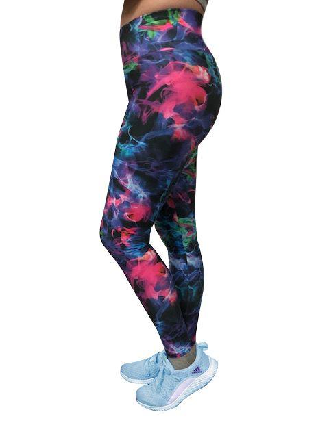 Calça Legging Alta Qualidade - Colorida