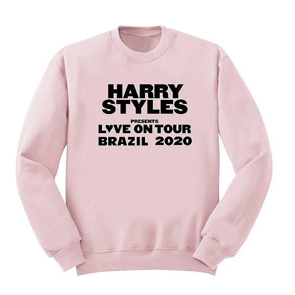 Moletom Harry Styles - Love on Tour 2020