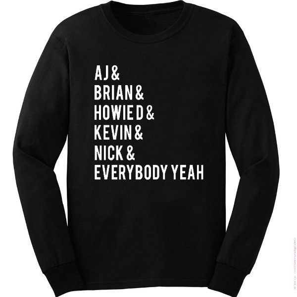 Camiseta Manga Longa BSB - Everybody