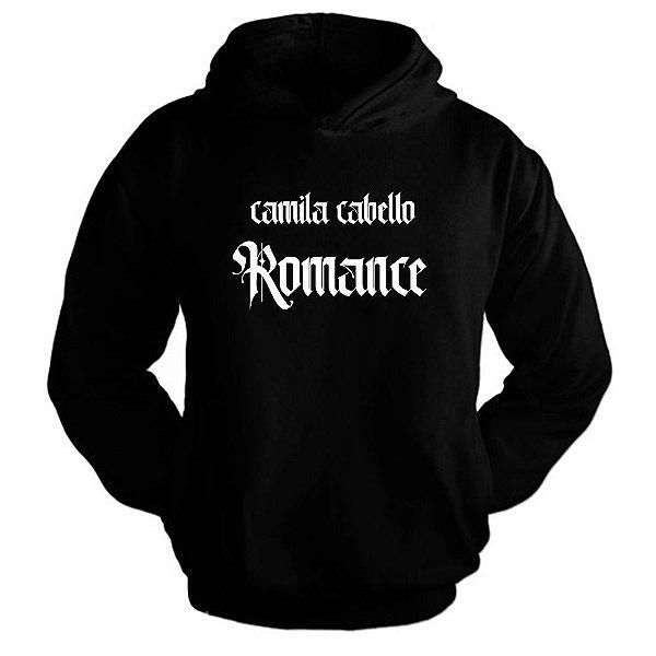 Moletom Camila Cabello - Romance 3