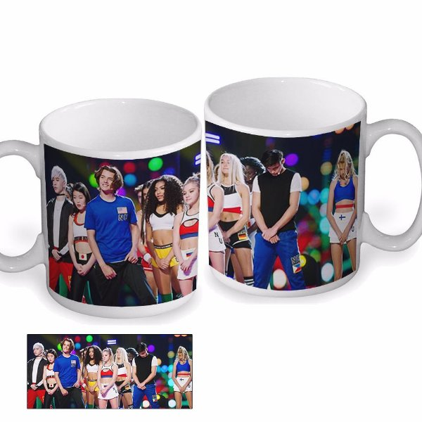 Caneca Now United 2