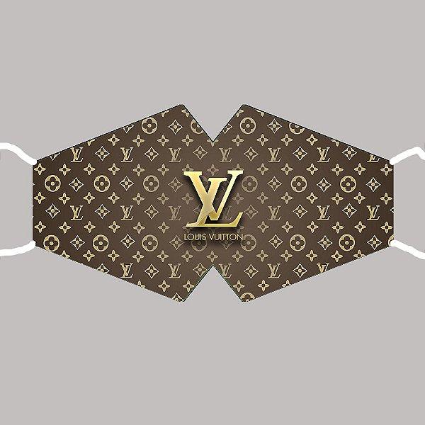 Máscara Louis Vuitton