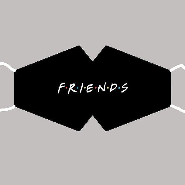 Máscara Friends