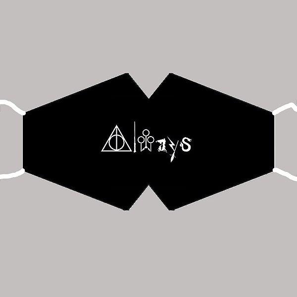 Máscara Harry Potter - Always