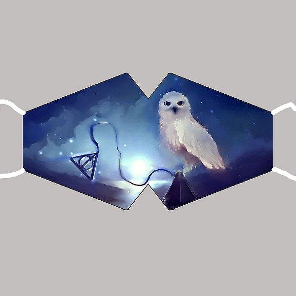 Máscara Harry Potter - Edwiges