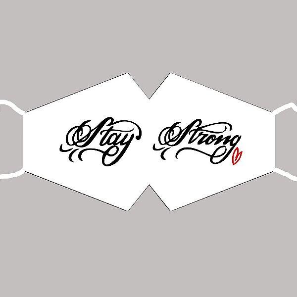 Máscara Demi Lovato - Stay Strong