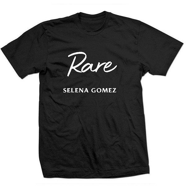 Camiseta Selena Gomez - Rare 2