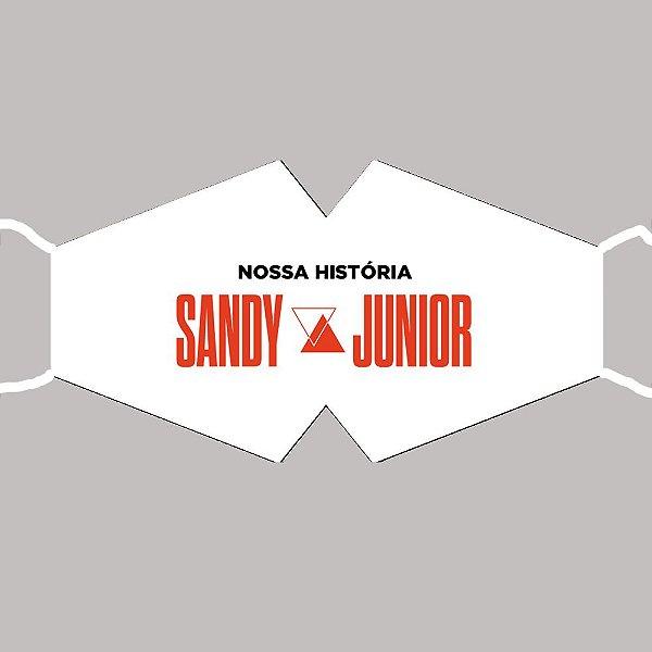 Máscara Sandy Júnior 1