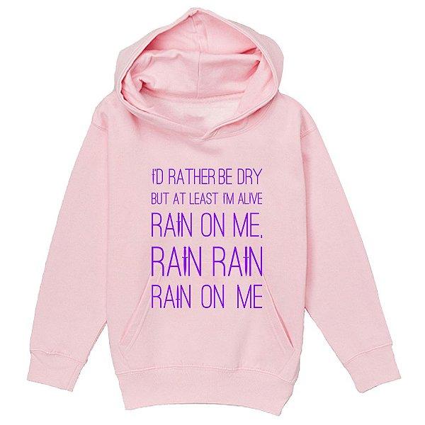 Moletom Ariana Grande - Rain on Me