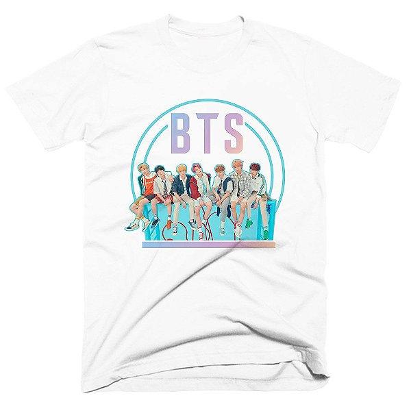 Camiseta BTS - 1