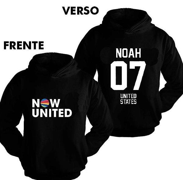 Moletom Now United - Noah