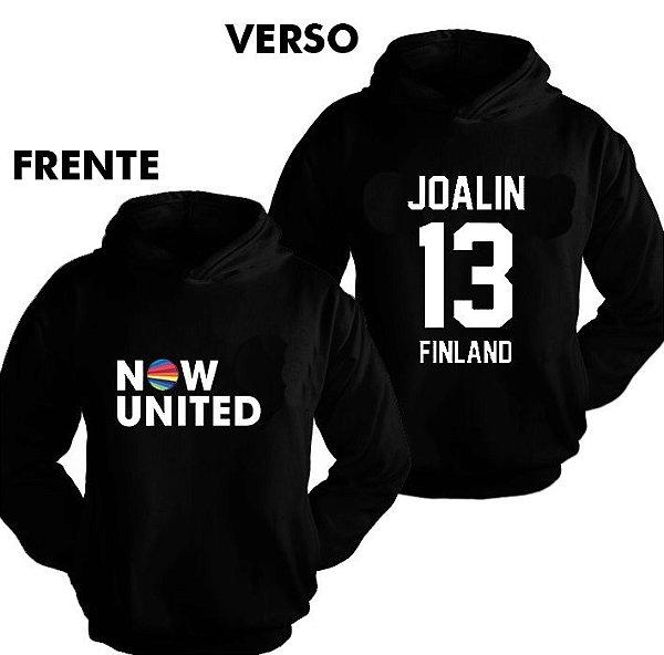 Moletom Now United - Joalin