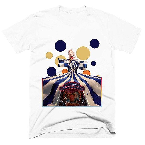 Camiseta Katy Perry - Smile