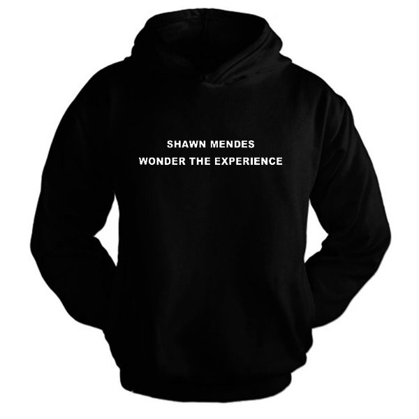Moletom Shawn Mendes - Wonder