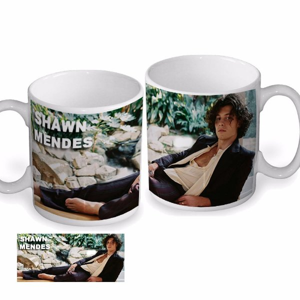 Caneca Shawn Mendes 2