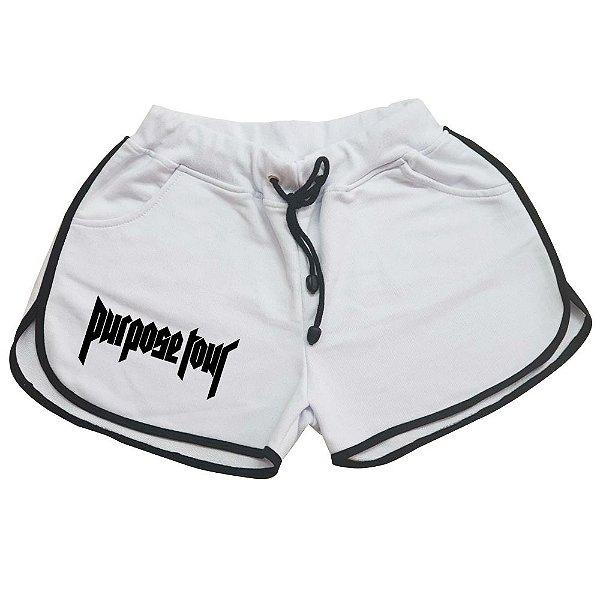 Shorts Justin Bieber - Purpose Tour