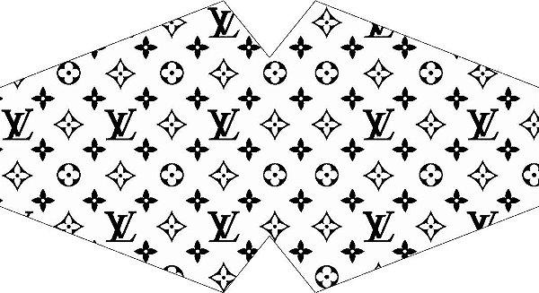 Máscara Louis Vuitton1