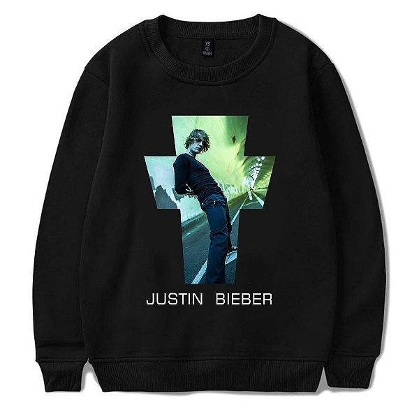 Moletom Justin Bieber - Justice