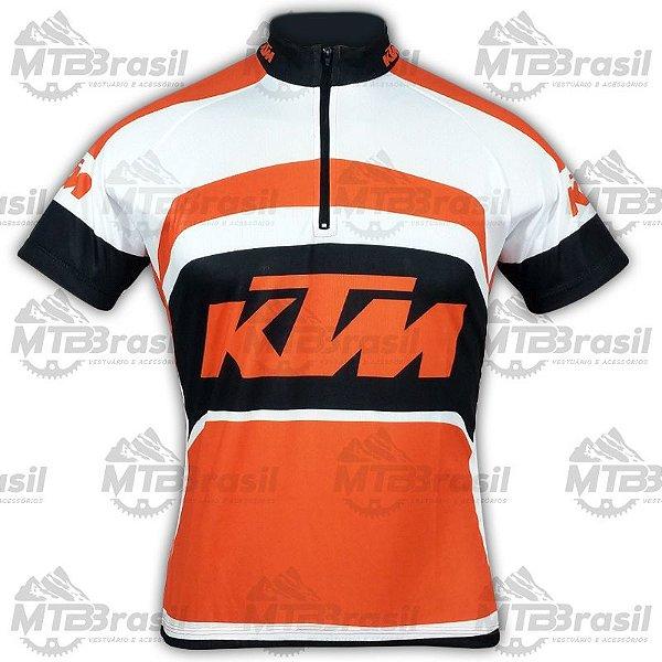 CAMISA CICLISMO KTM FACTORY TEAM