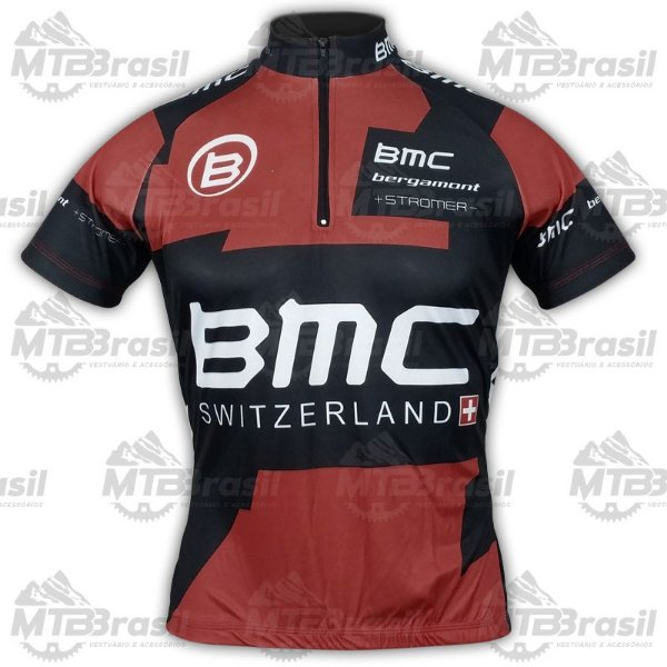 CAMISA CICLISMO BMC RACING TEAM