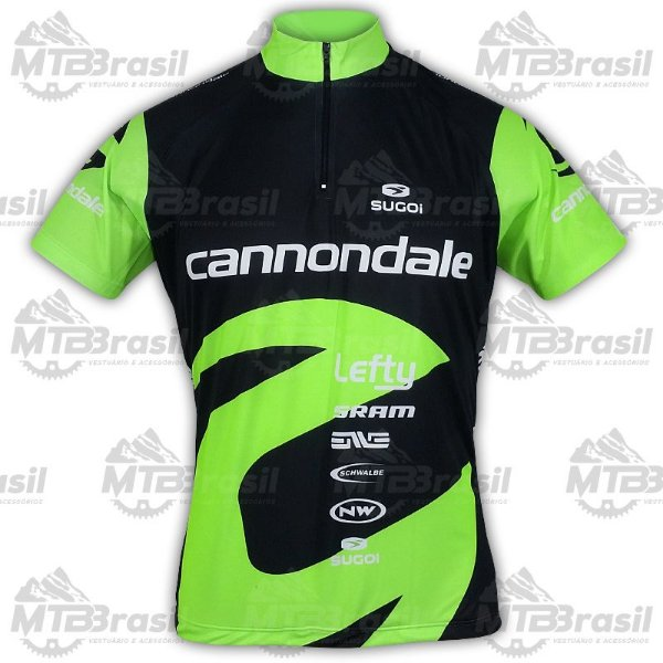 CAMISA CICLISMO CANNONDALE CAPE EPIC