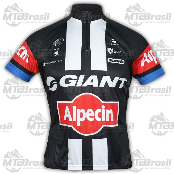 CAMISA CICLISMO GIANT ALPECIN