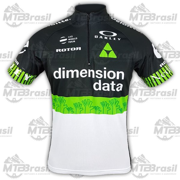 CAMISA CICLISMO DIMENSION DATA