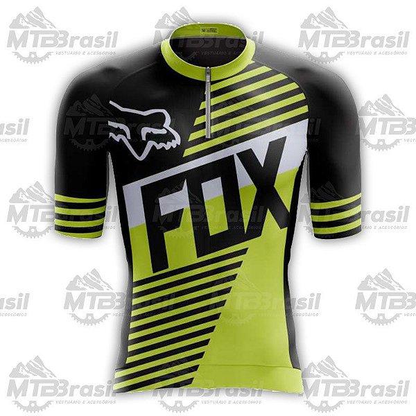 CAMISA CICLISMO FOX PRO TOUR
