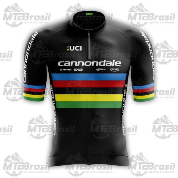 CAMISA CICLISMO CANNONDALE WC