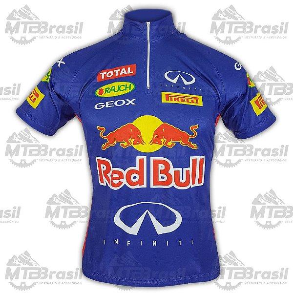 Camisa Ciclismo RED BULL F1 - Camisas de ciclismo - MTB Brasil - MTB ... 2d29b0c88de