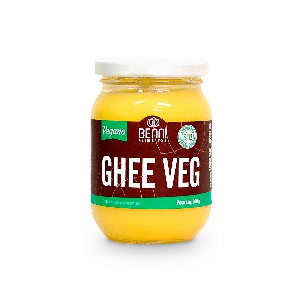 Ghee Vegana Tradicional Benni 200g