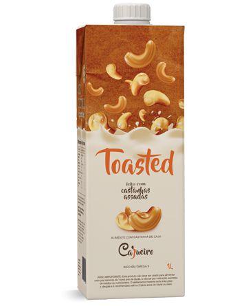 Leite Cajueiro - Toasted